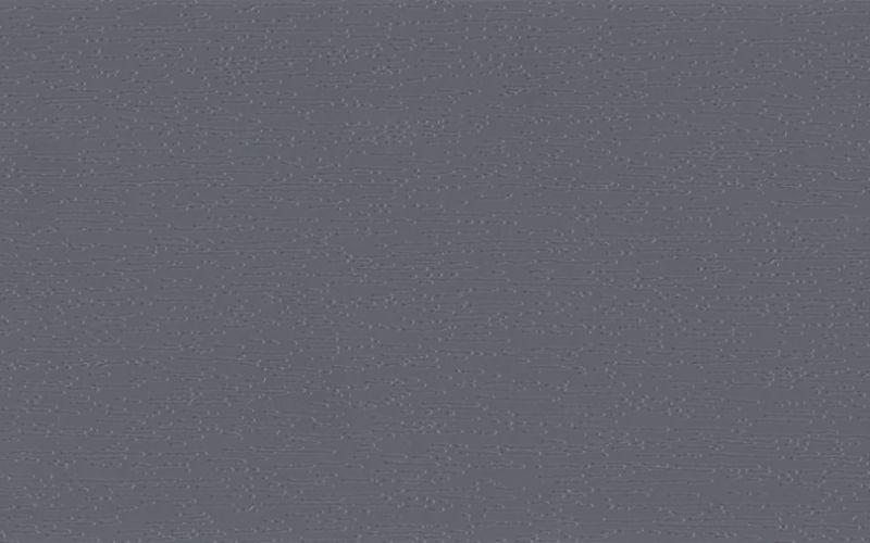 Okleina rolety zewnętrznej w kolorze bazaltowy szary