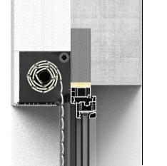 """Sposób montażu rolety podtynkowej poprzez przygotowanie nadproża w kształcie litery """"L"""""""
