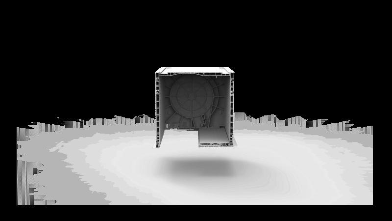 Skrzynka żaluzji fasadowej
